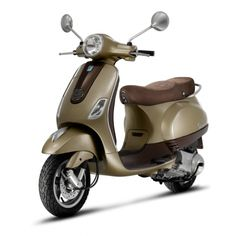 I am starting to like the look of motorcycles and scooters in espresso, brown, latte, mocha, etc.