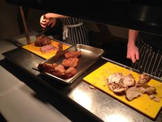 Sunday is carvery day at Boughton golf club.