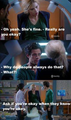 "#Stitchers 1x06 ""Finally"""