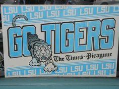 Louisiana State University Tigers