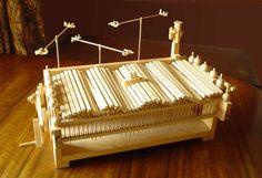 Peter Markey's mechanical automata