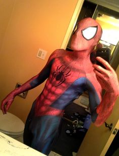 DIY Tutorial: DIY Spiderman Costumes / How to Make a Spidey Suit. Ultimate Spider-Man - Bead&Cord