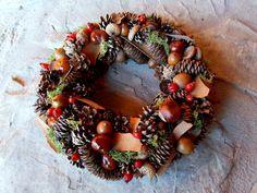 Christmas Wreaths, Fall Decorations, Halloween, Holiday Decor, Autumn, Home Decor, Decoration Home, Autumn Decorations, Fall Season