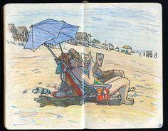 disney-DR-valley-Baby098 | Sketchbuch | Flickr