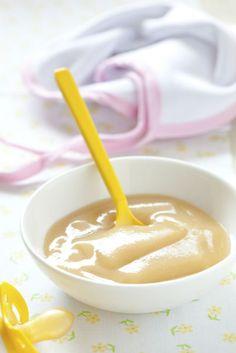Une combinaison qui donne une purée à la consistance lisse et au goût sucré qui plaît au bébés.