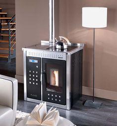 Klover smart 80 wood pellet cooker and boiler