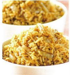 Recipe Arroz con Cebolla<br>Rice with Onions 3 Puerto Rico Puerto Rican Cuisine, Puerto Rican Recipes, Mexican Dishes, Mexican Food Recipes, Ethnic Recipes, Polenta, Arroz Recipe, Hispanic Dishes, Hispanic Kitchen