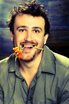 Jason Segal    No idea why I find him attractive, must be bc he is funny. Lol.