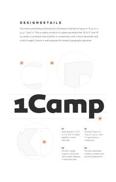 Canaro typeface
