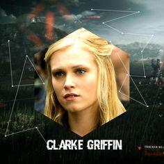 Clarke Griffin    The 100    Eliza Jane Taylor