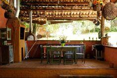 Ganhe uma noite no Um lugar para comer, rezar e amar! - Casas de campo para Alugar em Embu das Artes: comer rezar e amar no Airbnb!