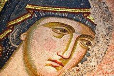 Icon of the Theotokos, Hagia Sophia