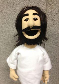 Jesus puppet by PJ's Puppets