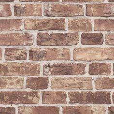 Original Brick Wallpaper | Dunelm