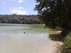 Lagoa azul - Itamaracá