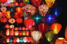 [Hoi An in 10 scatti] Le lanterne di Hoi An, solo un pezzettino piccolo della bellezza di questa città