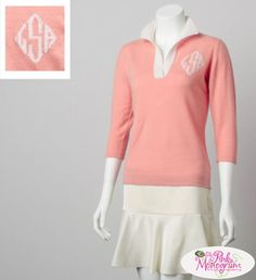monogrammed sweater - Google Search