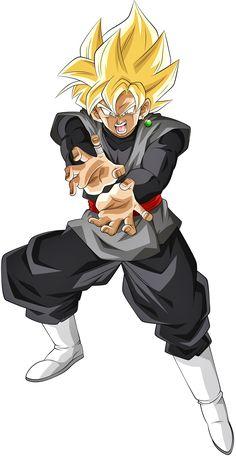 Black SS Rose Evolucionado Render 1 by on DeviantArt Goku Black Ssj, Dragon Ball Z Iphone Wallpaper, Zamasu Black, Vegito Y Gogeta, Dragon Z, Dragon Ball Image, Dbz Characters, Fantasy Art Men, Manga