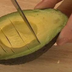Cut and Pit an Avocado in 3 Easy Steps - www.yumsugar.com