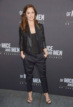"""ghfor:  Minka Kelly - """"Of Mice and Me"""" Broadway Opening, New York - 16 avril 2014"""