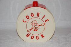 Cookie Hour Cookie Jar