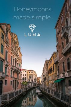 Browse Florence and Venice honeymoon itineraries designed by Kendra Scott and Luna.
