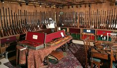 www.pinterest.com/1895gunner/ | english gun room