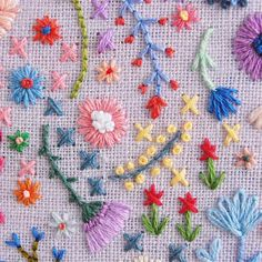 Tis the season for pastels! #happycactusembroidery #dstexture