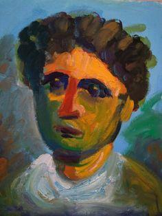 Palette Face by Rassen Haddad Drawing Skills, Drawings, Artwork, Painting, Work Of Art, Auguste Rodin Artwork, Painting Art, Sketches, Artworks
