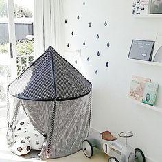 beboelig tent makeover-mommo design: IKEA HACKS FOR KIDS