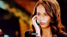 I just want my Shaw and Root reunion