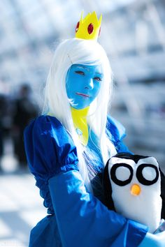 Adventure Time Queen 'o Ice by ~BloodstoneDesigns on deviantART