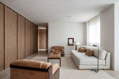 Home Living Room, Living Area, Living Room Designs, Minimal Living, Living Room Inspiration, Contemporary Interior, Minimalism, Interior Design, Furniture