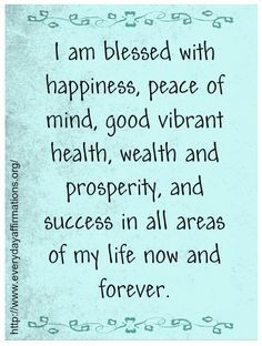 FINANCIAL WEALTH IS MY BIRTHRIGHT AND I AM THANKFUL AND GRATEFUL EVERYDAY :)