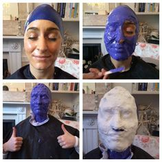"""""""Filming nxt series of @TheGadgetShow today.What was @PWG_Chocolate master chocolatier doing taking a mask of my face!"""" - Amy Williams MBE   #TheGadgetShow"""