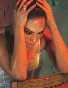 Jennifer Lopez, Taraji P Hensen, Jessica Chastain Star in W Magazine's March Issue