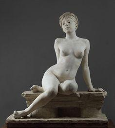 Emmanuel Villanis - A Slave for sale (Esclave à vendre), 1890 Galerie Vincent Lécuyer, Paris, France