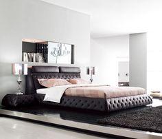Dark Chocolate Contemporary Bedroom Furniture Bedroom Sets, Home Bedroom, Bedroom Decor, Wholesale Furniture, Affordable Furniture, Latest Bedroom Design, Contemporary Bedroom Furniture, Best Woodworking Tools, Discount Furniture