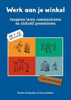 Werk aan je winkel Jongeren leren communiceren en zichzelf presenteren Pitch, Amsterdam, Products, Psychology, Gadget