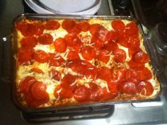 #pizzapasta,cook this today,pizza,pasta,pepperioni,