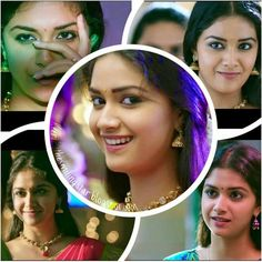 Keerthi  suresh cute xpression in unmela oru kannu song
