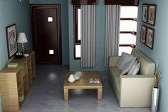 interior rumah minimalis type 36