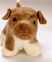 The Shelter Pups. Custom Stuffed Plush Dogs - send them a picture of your dog, and they'll make a custom stuffed animal! Plus, all the proceeds go to a great cause. I want one for all my puppies.