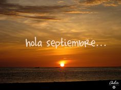 Hello September   hello september... September Born, Welcome September, Hello September, Encouraging Thoughts, Months In A Year, Madrid, Things To Think About, Neon Signs, Seasons