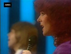 ABBA perfoming The Winner Takes It All