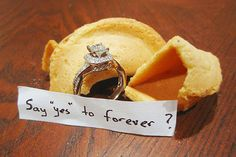 that's so sweet! This is how jace will ask his girlfriend to marry him
