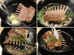 The Food Lab's Complete Guide to Sous Vide Rack of Lamb | Serious Eats