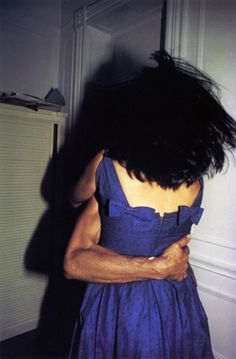 image by Nan Goldin  The Ballad of Sexual Dependency The Embrace, New York City 1980
