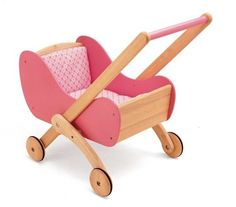 Wooden Doll Prams and Strollers: A Long-Lasting Gift | Apartment Therapy