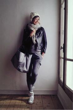 Maki's wardrobe ダウンベストコーデ❤︎ の画像|田丸麻紀オフィシャルブログ Powered by Ameba